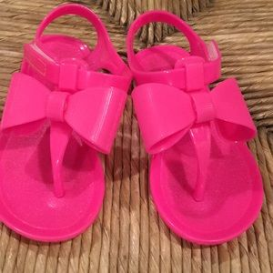 Hot pink Jellie Sandals